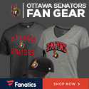 Shop for Ottawa Senators Gear at Fanatics.com