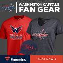 Shop for Washington Capitals Gear at Fanatics.com