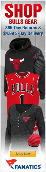 Shop for Official Chicago Bulls Team Gear at Fanatics!
