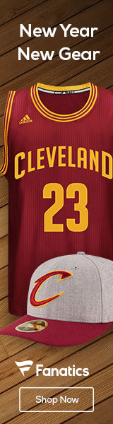 Cleveland Cavaliers 2015 NBA Eastern Conference Champs