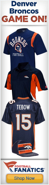 Shop for 2011 Reebok Official Broncos Sideline Gear at Fanatics
