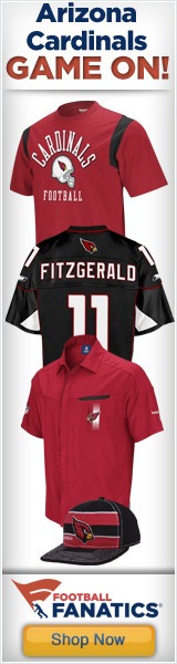 Shop for Official Reebok Arizona Cardinals NFL Sideline Gear at Football Fanatics