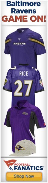 Official 2011 Reebok Baltimore Ravens Sideline Gear at Football Fanatics