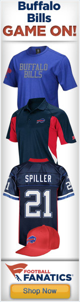 Official 2011 Reebok Buffalo Bills Sideline Gear at Football Fanatics