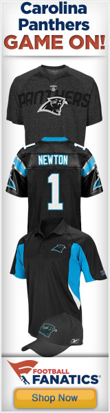 Official 2011 Reebok Carolina Panthers Sideline Gear at Football Fanatics