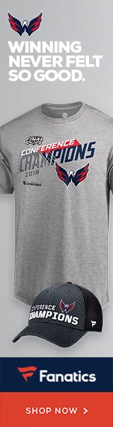 Gear up for the 2018 Stanley Cup Playoffs in Capitals Gear from Fanatics