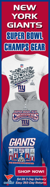 Shop for 2011 NFL Team Gear at Football Fanatics