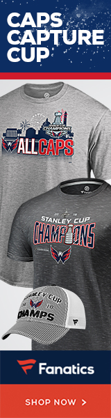 Washington Capitals 2018 Stanley Cup Champs Gear