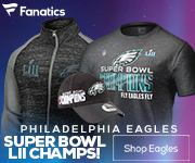 Philadelphia Eagles Super Bowl Championship Gear