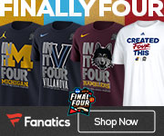Shop for 2018 Final Four Gear at Fanatics