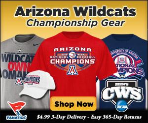 Shop Arizona Wildcats 2012 College World Series Champs gear at Fanatics!