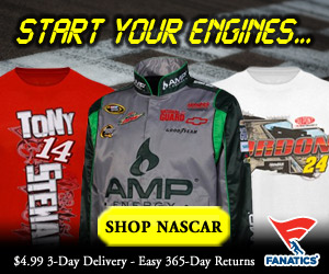 Shop for officially licensed NASCAR Game Day Gear at Fanatics!