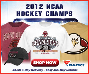 Shop for Boston College Eagles 2012 NCAA Hockey Champions gear at Fanatics!