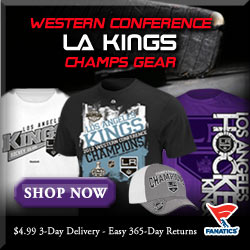 Shop for 2012 LA Kings Conference Champions Gear at Fanatics