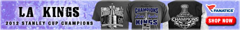 Shop for Los Angeles Kings 2012 Stanley Cup Champions Merchandise at Fanatics