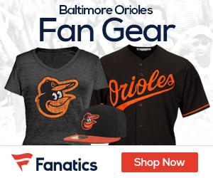 Shop Baltimore  Orioles gear at Fanatics.com!