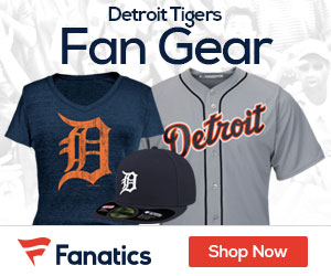 Shop Detroit  Tigers gear at Fanatics.com!