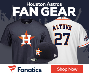 Shop Houston  Astros gear at Fanatics.com!