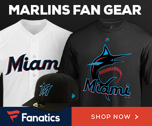 Shop Florida  Marlins gear at Fanatics.com!