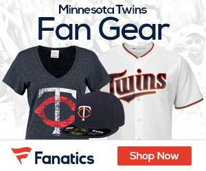 Shop Minnesota  Twins gear at Fanatics.com!