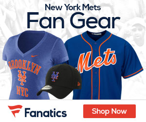 Shop New  York  Mets gear at Fanatics.com!