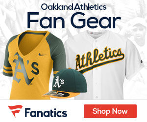 Shop Oakland  Athletics gear at Fanatics.com!