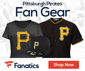 Shop Pittsburgh Pirates gear at