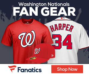 Shop Washington  Nationals gear at Fanatics.com!