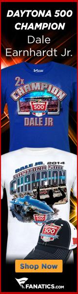 Shop 2014 Daytona 500 Dale Jr. Champ gear at Fanatics.com!