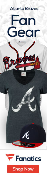 Shop Atlanta  Braves gear at Fanatics.com!