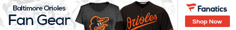 Shop Baltimore  Orioles gear at Fanatics.com!
