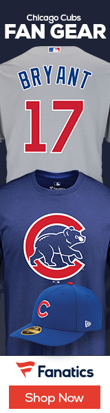 Shop Chicago  Cubs gear at Fanatics.com!