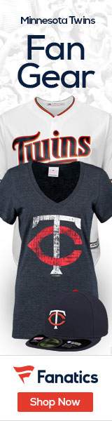 Shop Minnesota  Twins gear at Fanatics.com!