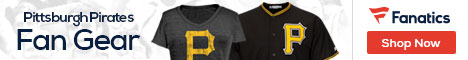 Shop Pittsburgh  Pirates gear at Fanatics.com!