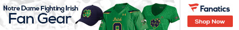 Notre Dame Fighting Irish Under Armour Gear