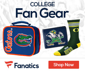 Shop College Fan Gear at Fanatics.com!