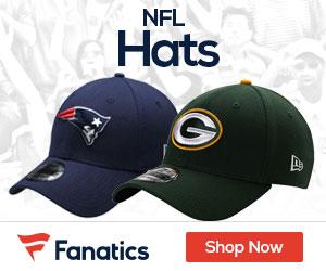Shop for NFL Hats at Fanatics!