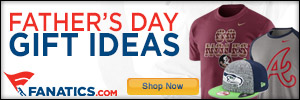 Let Dad know he's #1 - Shop Father's Day gifts at Fanatics.com!
