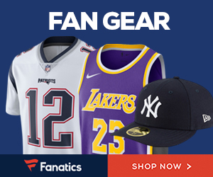 Fanatics - All Your Favorite Teams