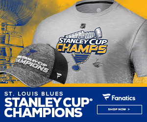 St. Louis Blues Stanley Cup Champs