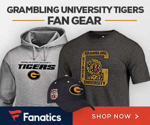 Shop for Grambling University Tigers Gear at Fanatics