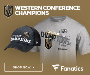 It's all for the Cup! Gear up for the Stanley Cup Playoffs at Fanatics