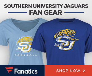 Shop for Southern University Jaguars Gear at Fanatics
