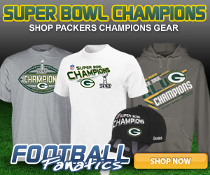 Green Bay Packers - Super Bowl XLV Champs - Get your Gear on at Football Fanatics