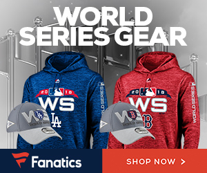 Shop for 2018 World Series Gear