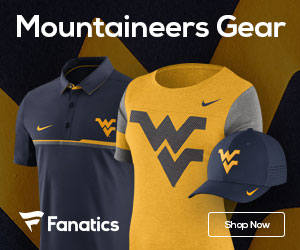West Virginia Mountaineers Gear at Fanatics.com