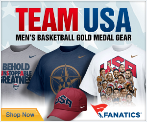 Shop for USA Men's Basketball Gold Medal Gear