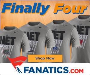 Bring on the Madness! Shop Final Four team gear at Fanatics.com!