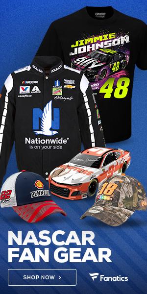 Shop for NASCAR Fan Gear at Fanatics.com