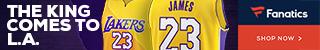 LeBron James Los Angeles Lakers Jerseys and Fan Gear